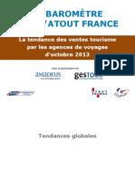 Activité de distribution de voyages_Oct2013