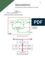 Predavanje 06 - arhitektura procesora