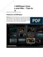 Uninstall KMPlayer from Windows and Mac – Tips to Follow up