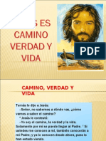 Jesus Es Camino Verdad y Vida