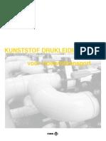 HFD01-Kunststof Drukleidingen Voor Vloeistoftransport