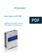 2010 Nextengine Desktop 3D Scanner HD Manual 1