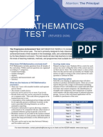 Pat Maths