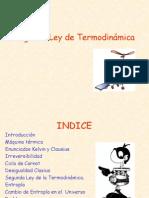 TERMO-2°-Ley Termodinamica