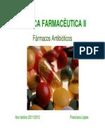 Fármacos antibióticos - aulas 12 e 13.pdf