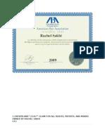 Neverland Patent & Brand Mark Owner Sakhi (Rachel)