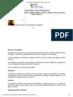 QUILOMBO DOS PALMARES - história, Zumbi, resumo