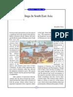 Kalinga in Southeastasia