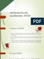 Ferramenta Da Qualidade - 5W2H