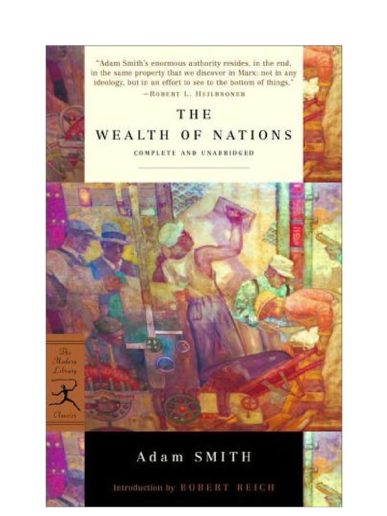the wealth of nations The wealth of nations [adam smith] on amazoncom free shipping on qualifying offers the wealth of nations.
