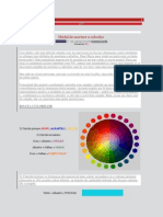 Ghidul de Asortare a Culorilor - Sfaturi Din Moda