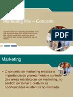 Marketing Mix – Conceito