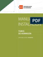 Manual de instalación tubos