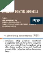 Program Internsip [Drg.kushayati KW]