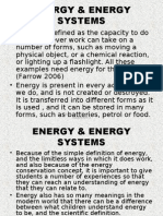 Mbed Science Power Point Energy Systems