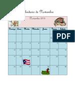 Calendarios de Darleen