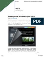 Flipping Book (efecto libro) en Flash | Ostias Como Panes.pdf