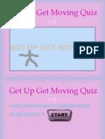 get up get moving quiz numan