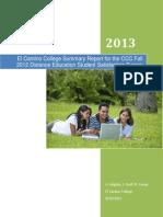 ccc de studentsatisfactionsurvey 2013 ecc1