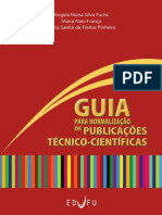 e-book Guia de normalização 2013