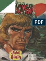 481 Samurai John Barry