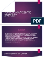 Funcionamiento Everest
