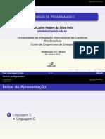 TecnicasProgramacao I C p1a