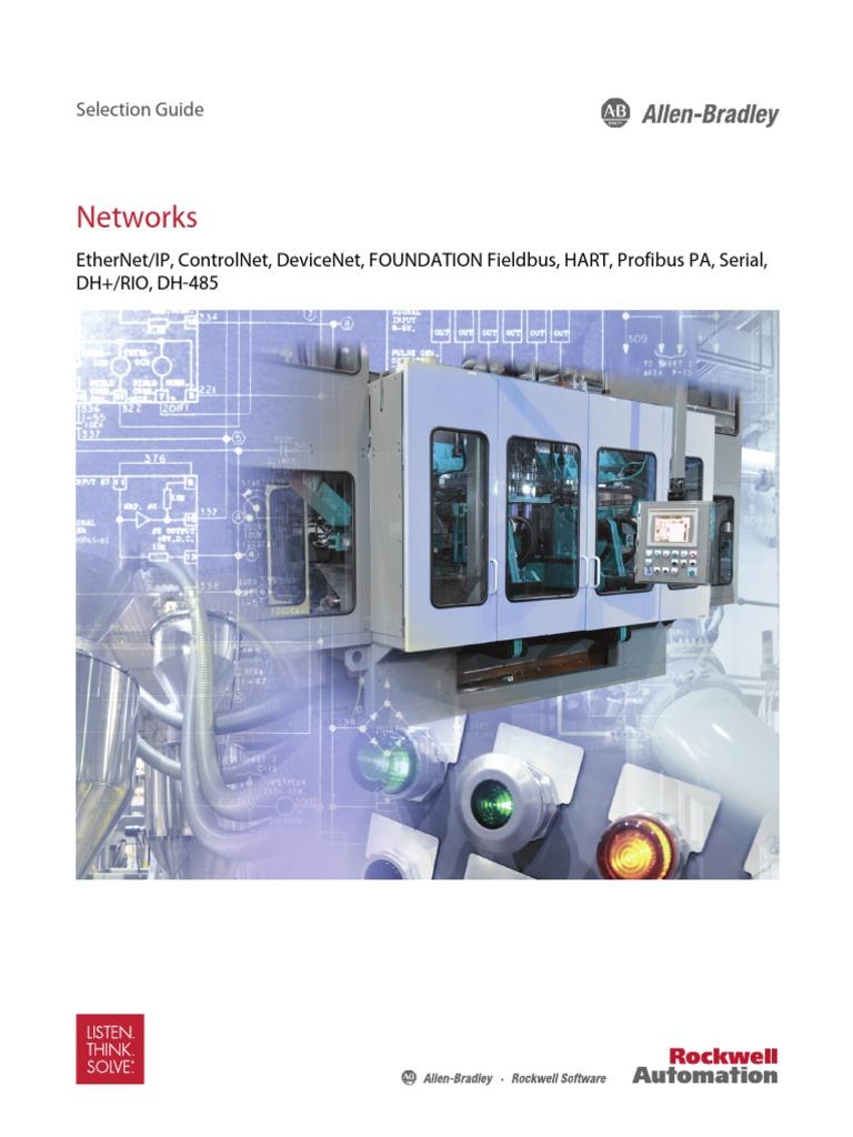 Allen Bradley Networks | Computer Network | Network Switch