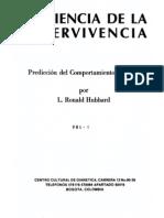 Hubbard L Ronald - La Ciencia de La Supervivencia 1978