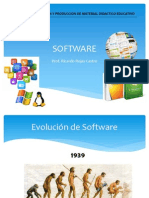 Software - Evolucion