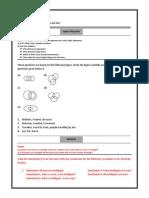 Class 1- Logical Diagram FGN