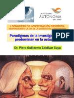 Paradigma Transformacional - Piero Saldivar