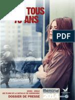 Dossier Presse 2014 Web