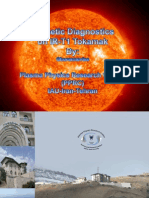 Introduction • Determination of Plasma Position 1) Multipole Moments Method