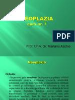Curs 7 - Neoplazia Partea I