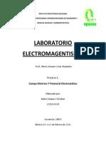 Practica 1 Electromagnetismo