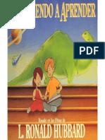 Hubbard L Ronald - Aprendiendo a Aprender (Juvenil)