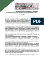 Fernando Pequeño Resumen Tucuman Seguridad Honor Masculino y Violencia Institucional