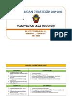 Perancangan Strategik Bi 2014-2016