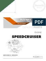 Speedcruiser Engine