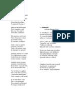 Poezii de 1 Decembrie