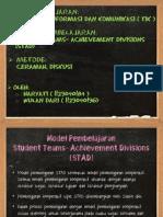 Model Pembelajaran STAD
