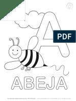 Mrprintables Alphabet Coloring Upper Es