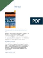 Introduction Into HVDC PLUS