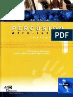 Forcadam, Daniel - Metodo de Percusion Afro-latina