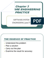 Software System Engineering Chp3