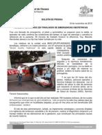 18 de noviembre de 2013.- REALIZAN AERONAVES 229 TRASLADOS DE EMERGENCIAS OBSTÉTRICAS