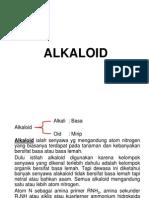 Alkaloid Baru