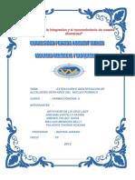 Reacicones de Identificacion de Alcaloides Final