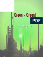 Green Process Engineering